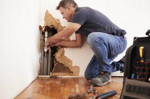 解決及預防屋內水管漏水
